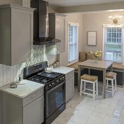 Furgan's Kitchen Renovation <br> Location: Landsdown, PA