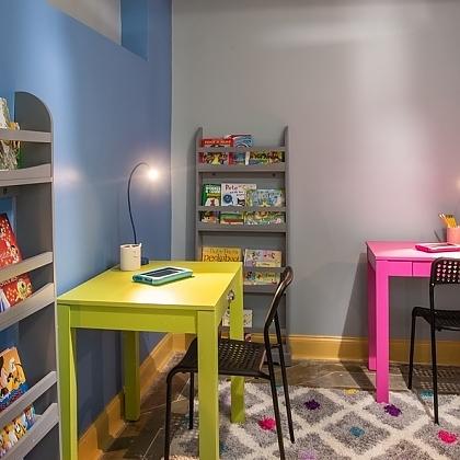 Kids Work Space <br> Location: Atlanta, GA
